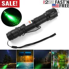 900Miles 532nm Green Laser Pointer Pen Beam Visible Beam Light Military Laser US