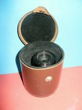 Russian cine lens Vega-9 2.1/50mm for Krasnogorsk - Using lens on camera BMPCC