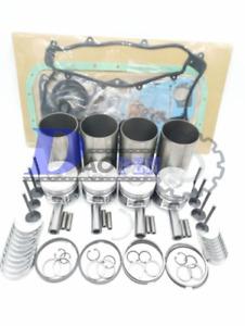 Overhaul Rebuild Kit for Isuzu 4LE1 Engine MG18 DIS-180 DCA-25 Generator Set