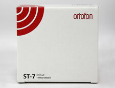Ortofon MC Step Up Transformer ST-7 for Record Player from JPN DHL Fast Shipping
