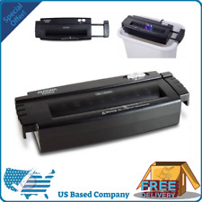 Commercial Office Shredder Paper Destroy Strip-Cut Heavy-duty Cd Dvd Credit Card