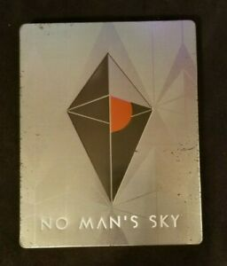 No Man's Sky Limited Edition Steelbook *CASE ONLY*