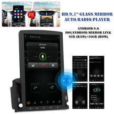 "9.7"" Vertical Screen Touchable Android 9.0 HD 1+16GB Car Stereo Radio GPS Player"