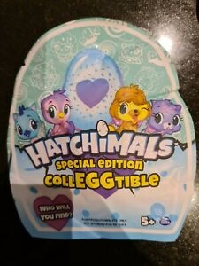 Hatchimals Colleggtibles Single Egg special edition Blister pack