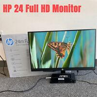 HP 24m  24 inch IPS Micro-edge 1920 x 1080 HDMI/VGA LED Computer Monitor