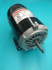 "New Emerson Electric Motor 230v 50HZ 1.5 HP 2850 RPM 1/2"" Shaft, 1081 1795"