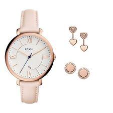 Fossil Watch, ES4202SET Ladies Jacqueline Box Set 36mm Case 3ATM RRP$279