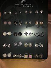 20 pairs earrings