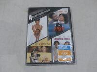 4-FILM FAVORITES: UPTOWN ROMANCE DVD NEW / SEALED