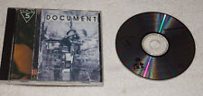 CD : R.E.M. REM - Document  (1987) Made in Japan