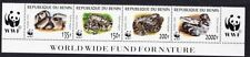 Mint Never Hinged/MNH Snakes Beninese Stamps