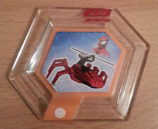 Rare Disney Infinity 2.0 Marvel Super Heroes Power Disc #23 Spider-Copter