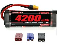 VENOM 7.2V 4200MAH 6-CELL NIMH BATTERY WITH UNIVERSAL PLUG