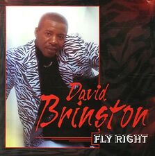 David Brinston - Fly Right - New Factory Sealed CD