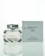 Gucci Bamboo by Gucci for women  Eau de Parfum 2.5 oz 75 ml Tester Spray