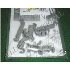 Bosch Siemens Neff Dishwasher Plastic Bearing Clips Kit 611472