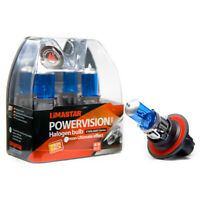10 X H13 Xenon Voiture Lampe P26-4t 6000K 60/55W 12V Halogène Ampoule