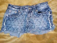 MISS ME  Cutoff Jeans Shorts Size 28 Hot Pants Daisy Duke Style # JP58424