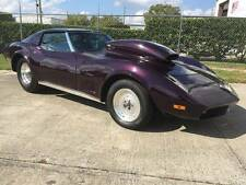 1974 Chevrolet Corvette gasser-pro street-hot rod-street rod-other-