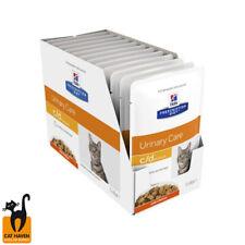 Hill's Prescription Diet Urinary Care C/D Multicare Pouch-2 Flavours -  Hills