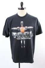 Vintage 2002 TOOL LATERALUS Rock Tour T-Shirt USA Mens Size XL