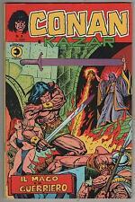 CONAN E KAZAR corno N.3 IL MAGO E IL GUERRIERO shanna the she-devil ka-zar 1975