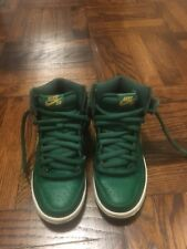 Nike Dunk High SB St. Patty's Patrick size 5
