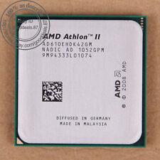AMD Athlon II X4 610E - 2.4 GHz (AD610EHDK42GM) Socket AM3 CPU Processor 667 MHz