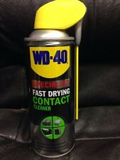 WD40 WD-40 Specialist Contact Cleaner Aerosol 400ml I Phone Cleaner