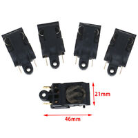 5pcs 16A boiler thermostat switch electric kettle  steam pressure jump switchEF