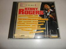 CD  Kenny Rogers  ‎– Masters Of Pop Music