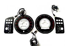 Toyota Corolla E11 design 1 glow gauge plasma dials tachoscheibe glow shift indi