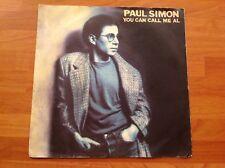 PAUL SIMON - 1986 Vinyl 45rpm 7-Single - YOU CAN CALL ME AL