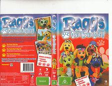 Raggs:Oofa Woofa Loofa-2006/14-TV Series Australia-3 Episodes-DVD