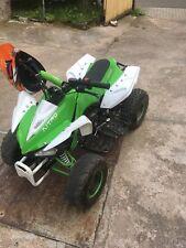 Kinder Pocket Quad 125ccm Rückwärtsgang Automatik für Bastler defekt Nitro ATV