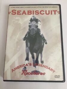 Seabiscuit - Americas Legendary Racehorse (DVD, 2003)