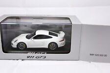 Porsche 911 991 GT3 weiß white dealer WAP0200000D Spark 1:43 *RAR*