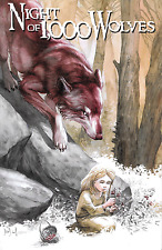 Night of 1000 Wolves by Curnow & Wachter 2012, TPB IDW Publishing