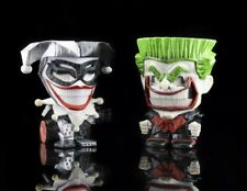 SDCC 2019 Cryptozoic Harley Quinn & Joker Teekeez (Tiki) -Batman -DC -In hand