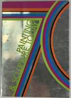 Painting & Sculpture Today 1970 Vintage Catalog Indianapolis Museum of Art MOMA