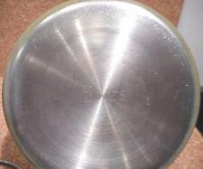 Sears Roebuck & Co<> 1 Quart Saucepan/Lid<>Heat Core SS