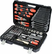 Yt Yato-38891 Socket-set 1/4 1/2 pollice 109pcs