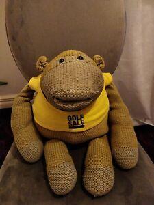 ITV Digital Monkey Teddy