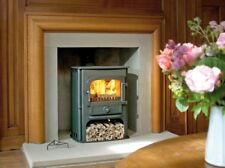 Clearview Woodburner with Boiler Solution 500SB