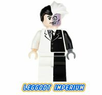 LEGO Minifigure - Two-Face - DC Batman bat004 FREE POST