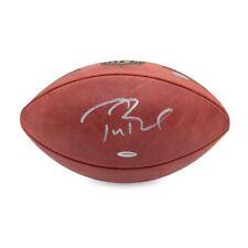 Tom Brady Signed Autographed Official Duke NFL Football New England Patriots UDA