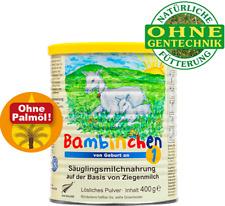 Bambinchen 1 - Babynahrung bis 6 Mon. 5x400g