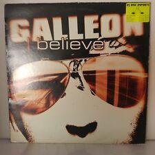 """Galleon–I Believe (Vinyl 12"""" Maxi 33 Tours)"""