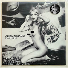 Cinemaphonic Electro Soul LP SEALED Library Compilation Rare Breaks Jazz Groove