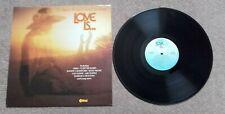 "The Best Of Todays Love Songs 12"" Vinyl LP 1981 Original Album"